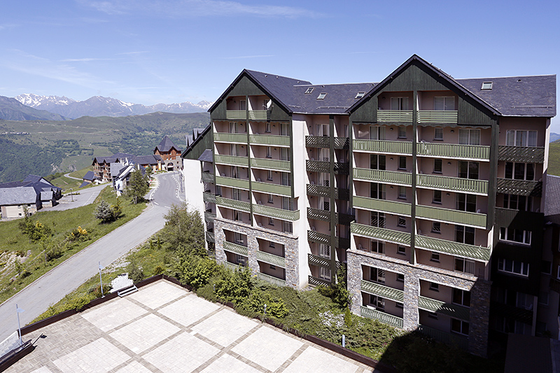 Appartements Balcons Du Soleil  2